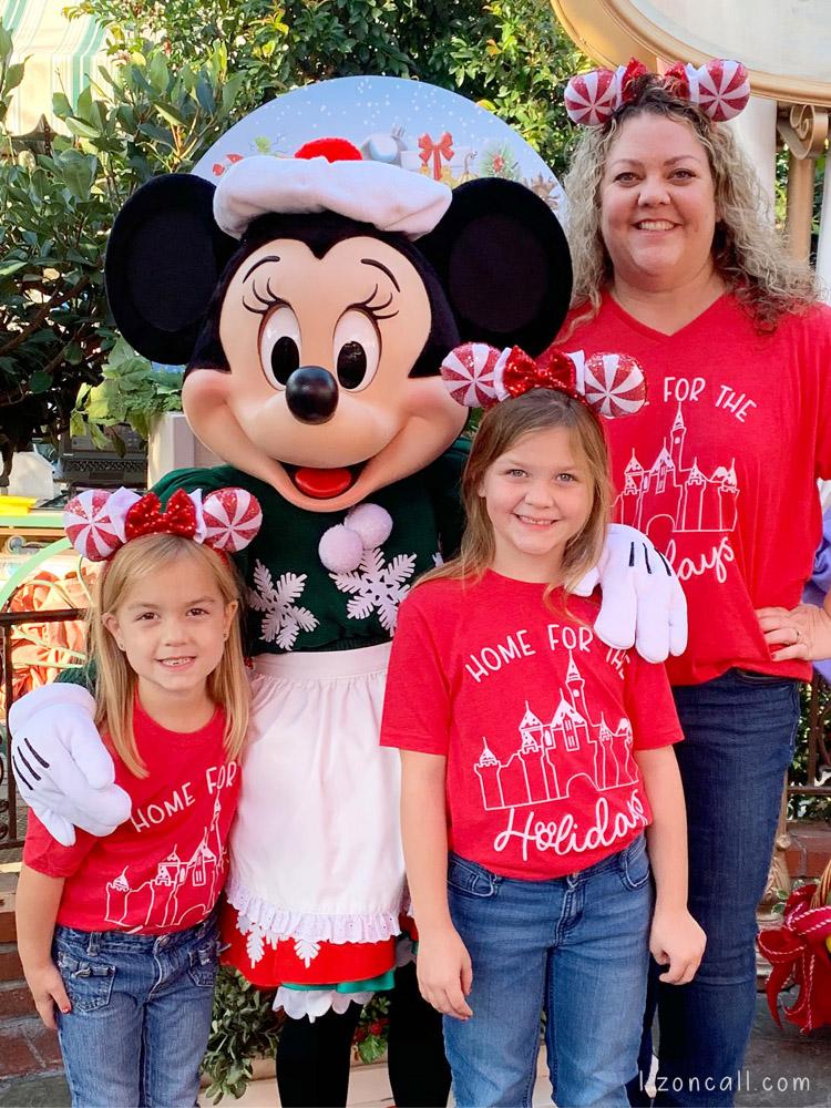Holidays At Disneyland Park