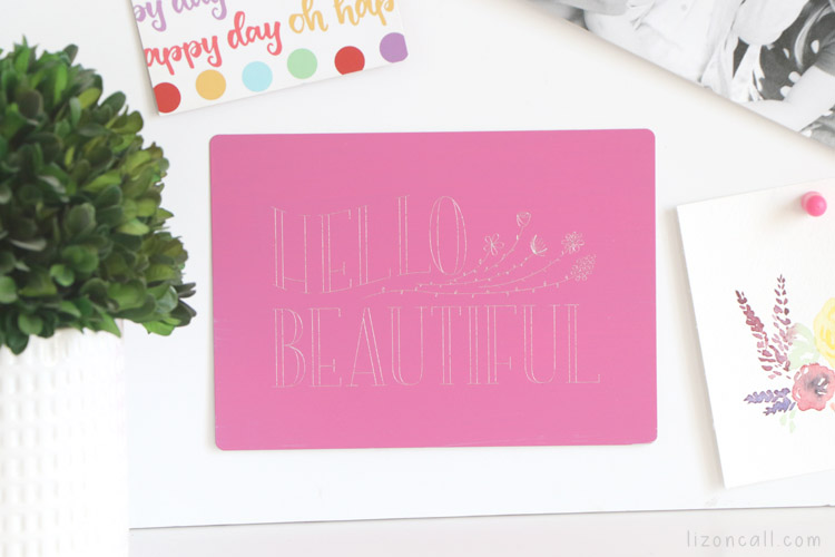 5 Projects To Make With Cricut Maker