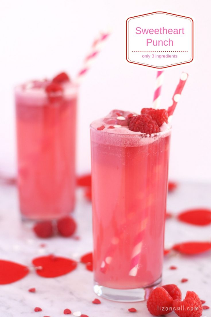 Valentine Party Punch Recipe