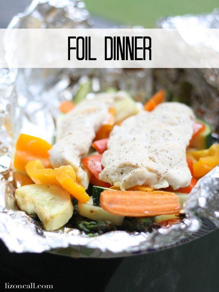 Foil Dinner Packets