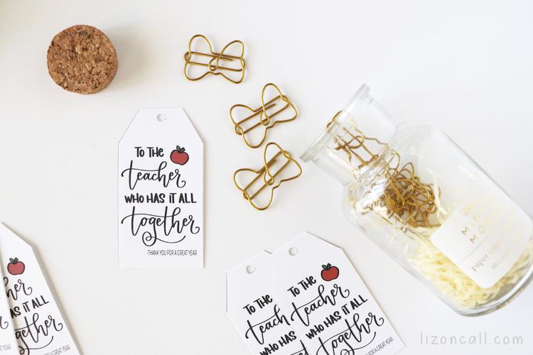 Teacher Paper Clip Gift 4