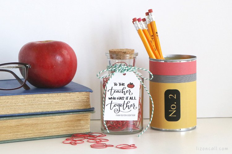 Teacher Paper Clip Gift 6