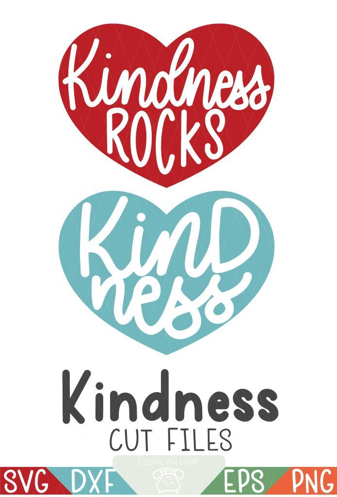 Kindness Cut Files Pin 01