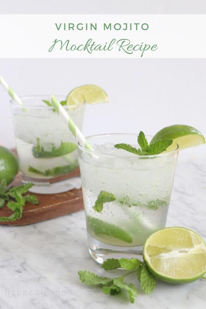 Mojito Mocktail 1