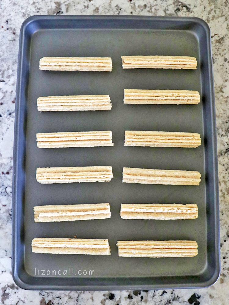 Churro Dessert Board 2
