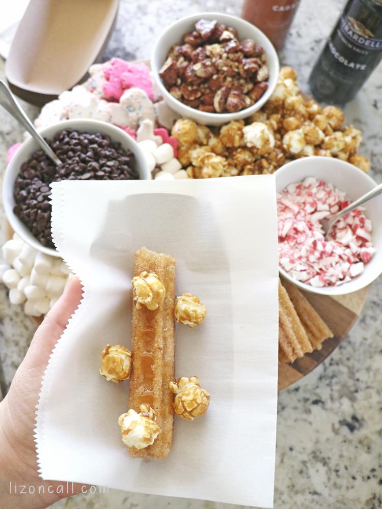 Churro Dessert Board 4
