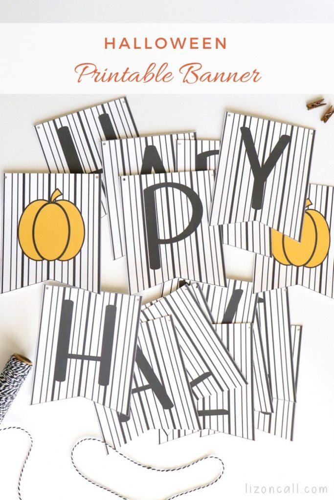 Happy Halloween Banner 1