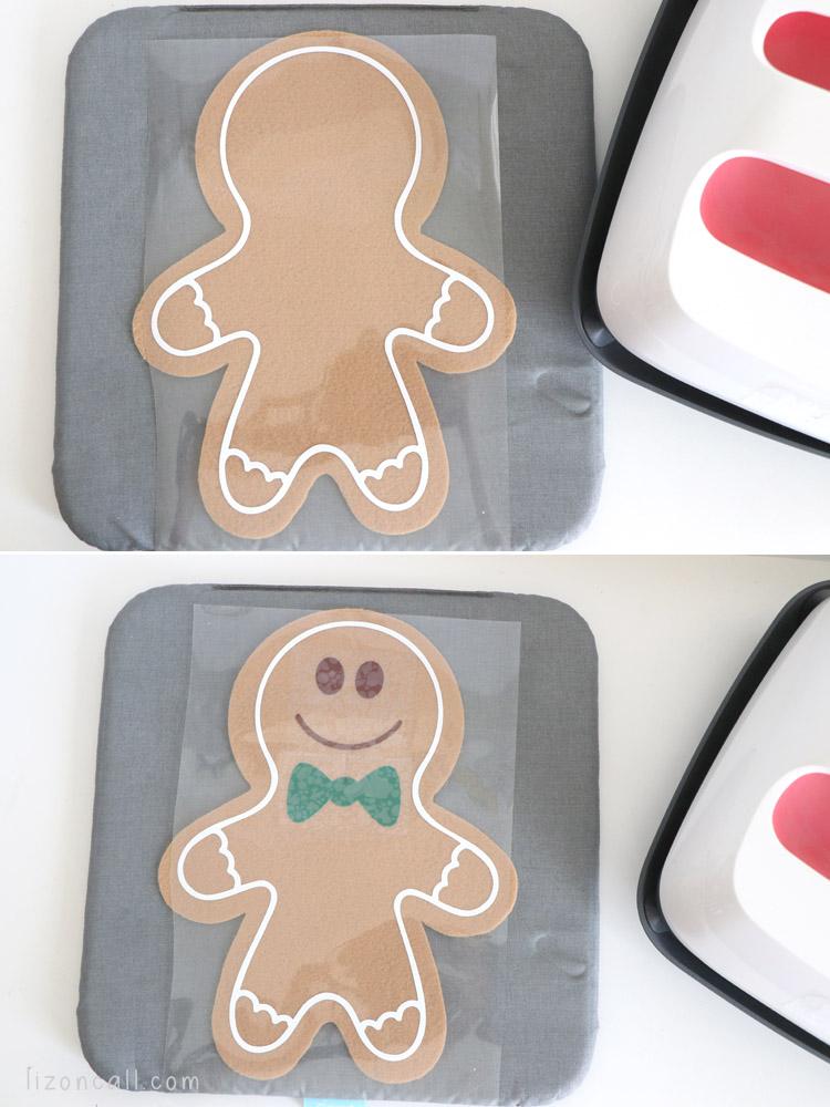 Gingerbread Pillow 6