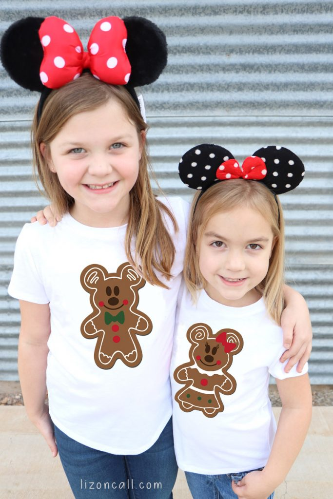 Mickey And Minnie Gingerbread 3