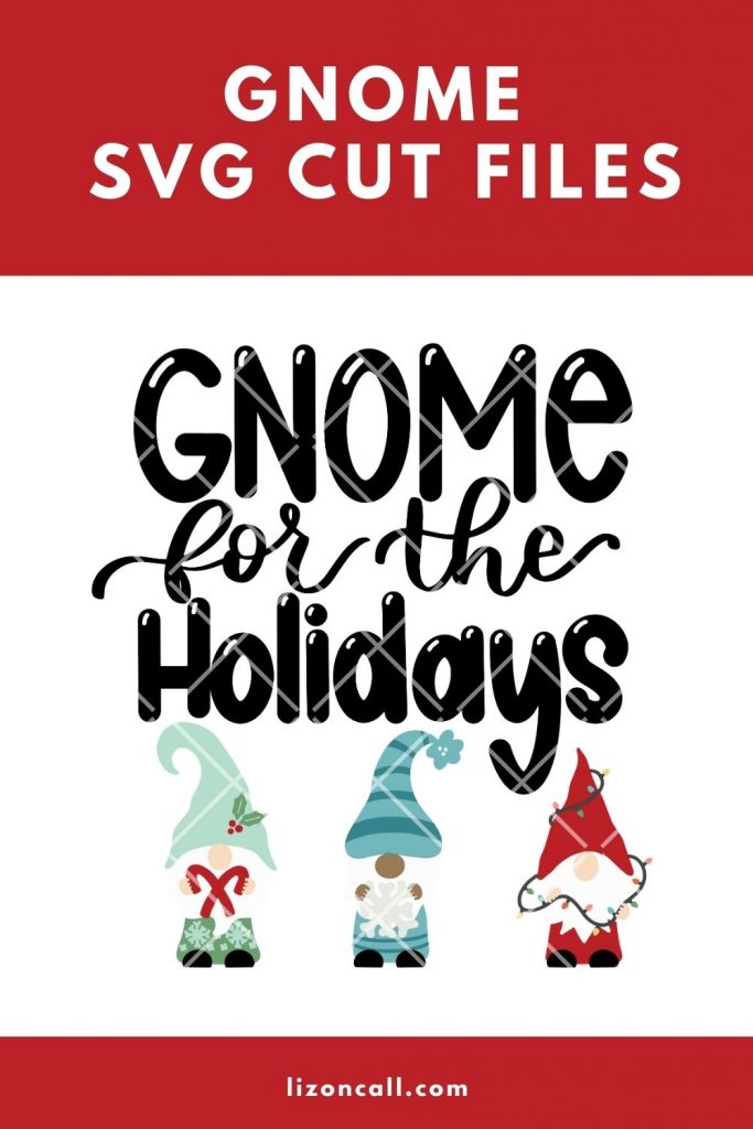 Gnome For The Holidays 3