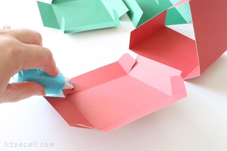 Printable Gift Boxes 4