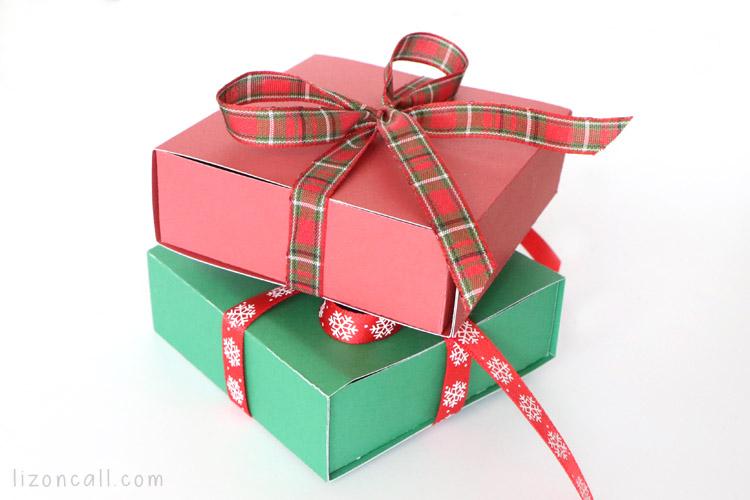 Printable Gift Boxes 7