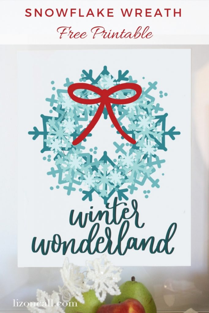 Winter Wonderland Wreath 1