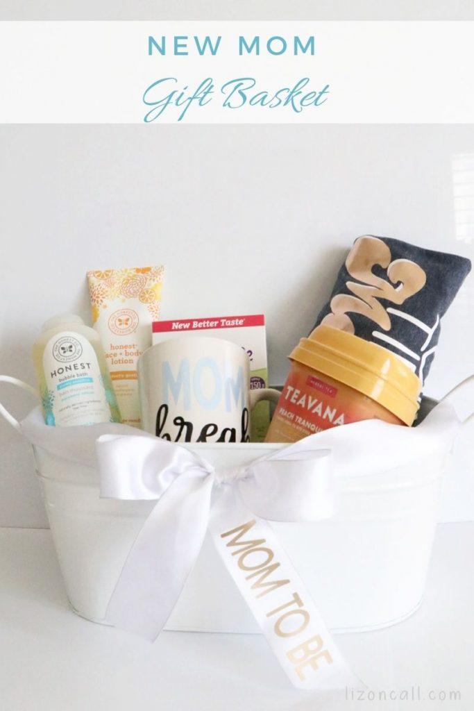 Gift Basket for Expectant Mom