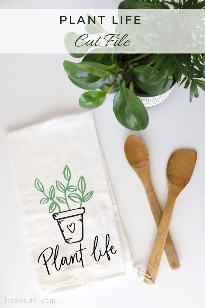 Plant Life Cut File 1