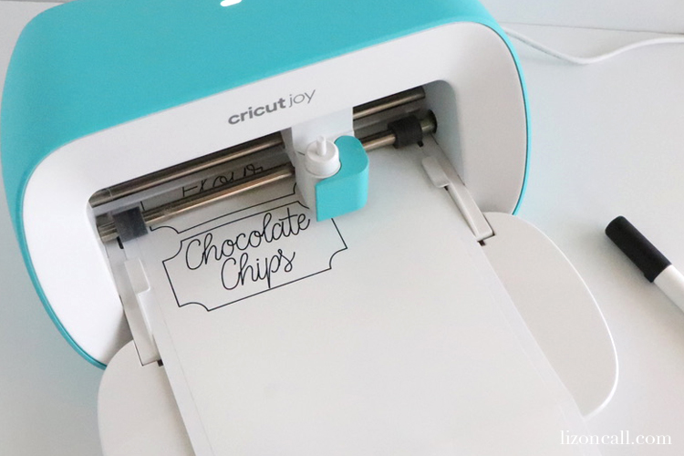 Cricut Joy Baking Labels 5