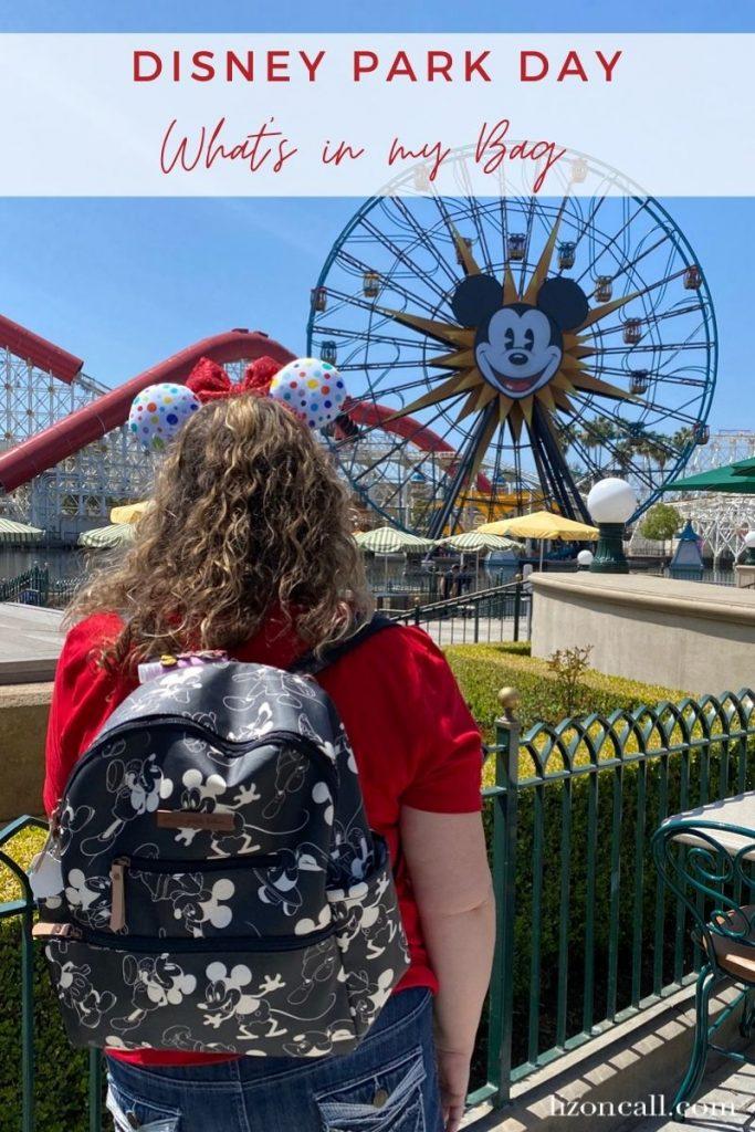 Disney Park Must Haves 1
