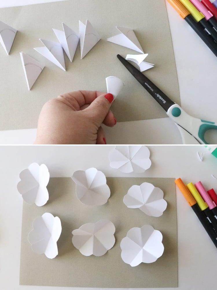 Flower Pop Up Card 8.1