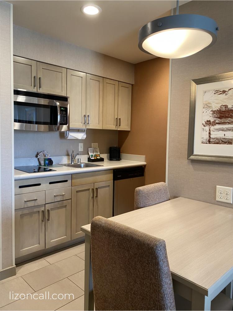 Homewood Suites Review 3.1