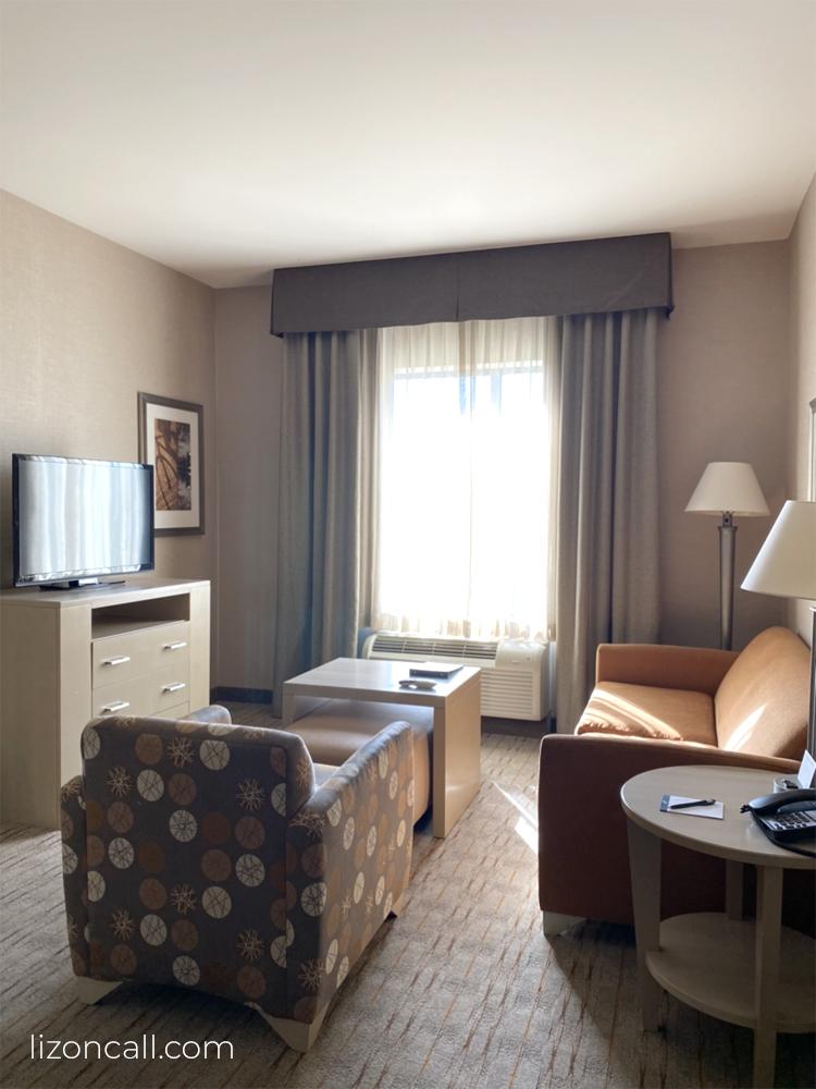 Homewood Suites Review 3.2