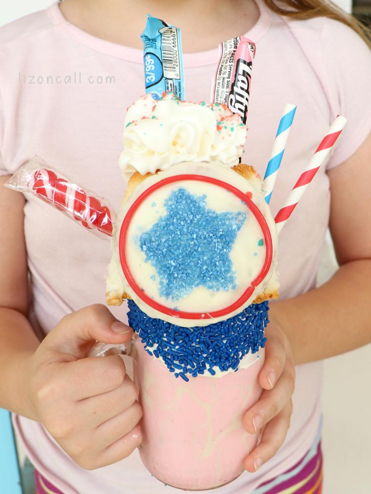 Captain America Shake 3