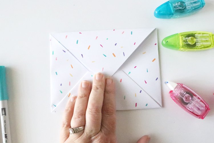 Diy Envelope 8
