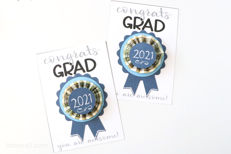Grad Badge 2
