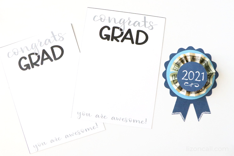 Grad Badge 4