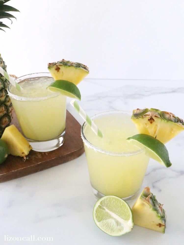 Pineapple Margarita 2