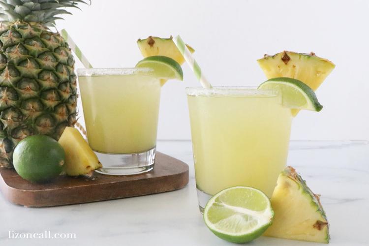 Pineapple Margarita 3