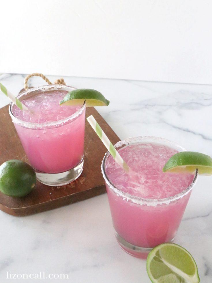 Prickly Pear Margarita 2
