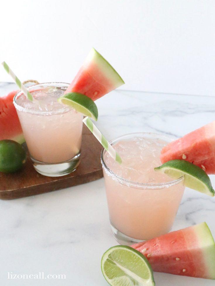 Watermelon Margarita 2