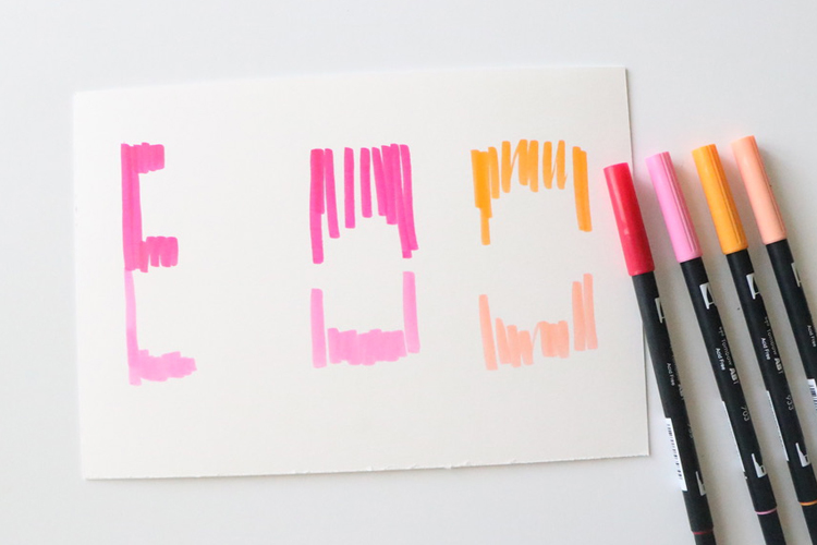 Watercolor Popsicle Banner 3