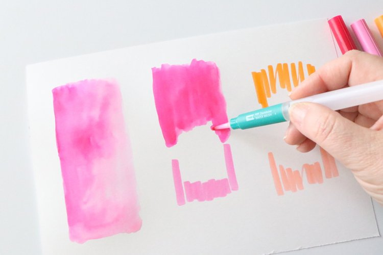 Watercolor Popsicle Banner 4