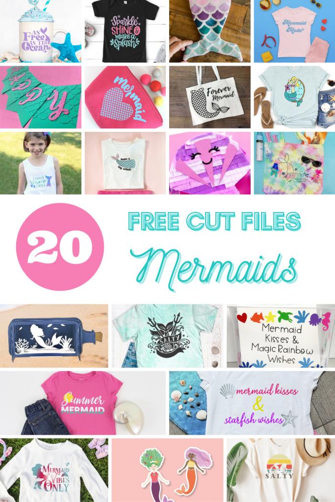 1 Mermaid Blog Post Collage