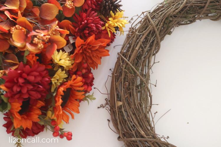 Easy Fall Wreath 2