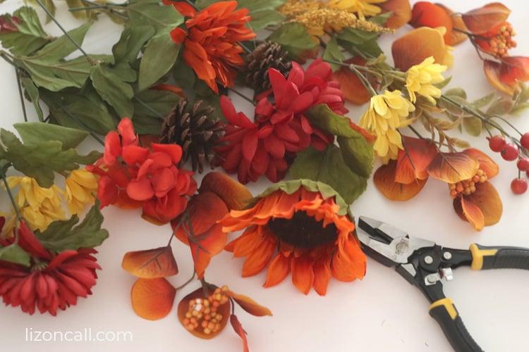 Easy Fall Wreath 3