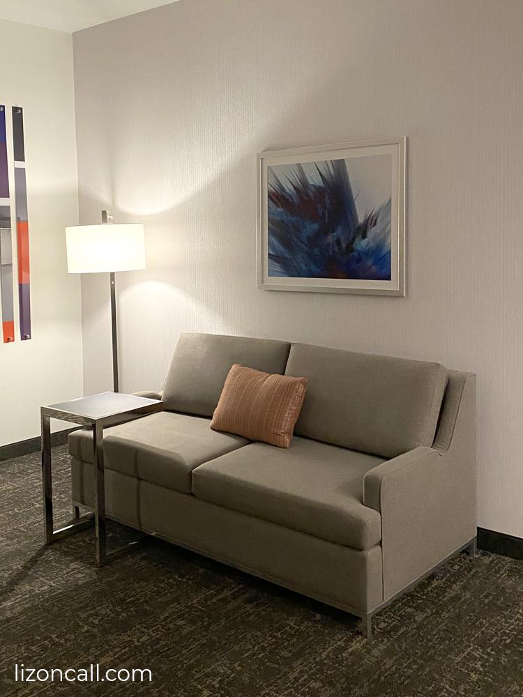 Hampton Inn Suites 4