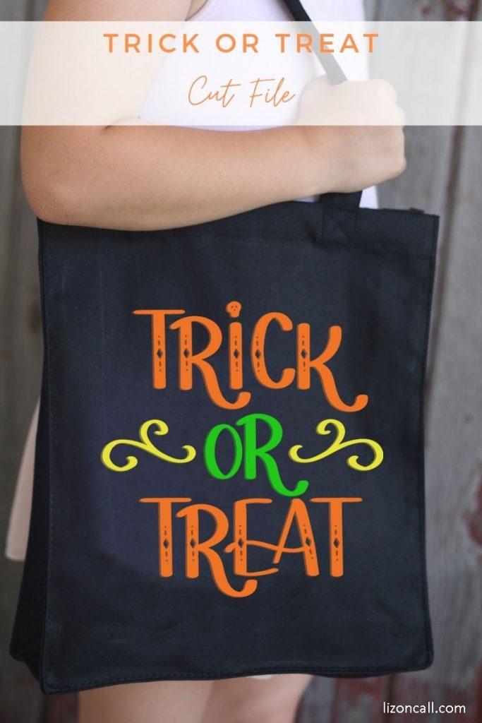 Trick or Treat Cut File 1 1