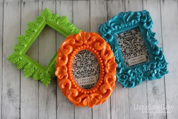 Picture Frame Mini Ornaments Liz On Call