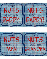 Nuts About Daddy Updated