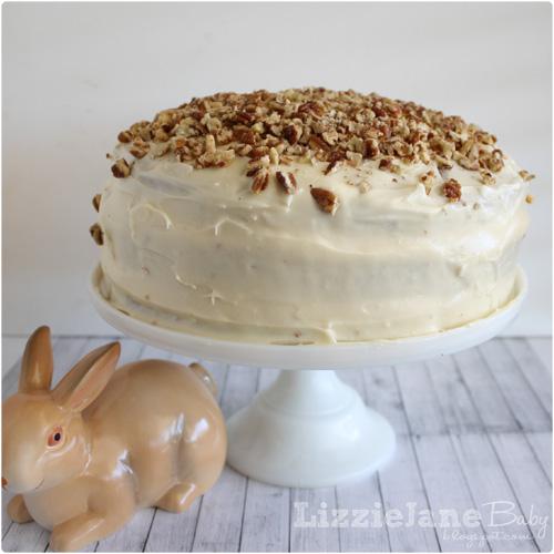 Tasty Tuesday – Carrot Cake
