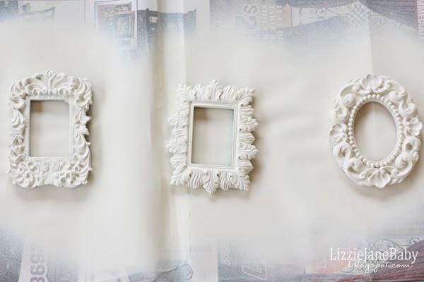 Picture Frame Mini Ornaments - Liz on Call